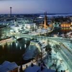 Паломничество в Финляндию